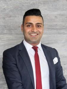 Property Agent Sahil Saran