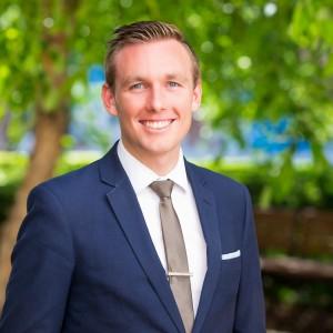 Property Agent James O'Donohue